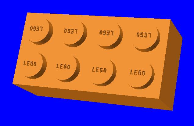 Lego 8 2