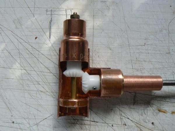 Prupulseur detail pignons